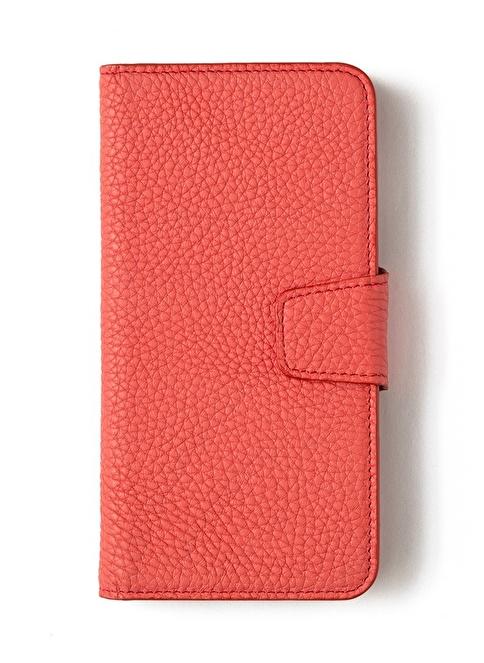 Leather & Paper iPhone 6 Plus/6S Plus Deri Telefon Kılıfı Pembe